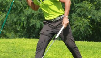 Gen Nagai, LK Go rule 10th Alta Vista Jungolf Challenge