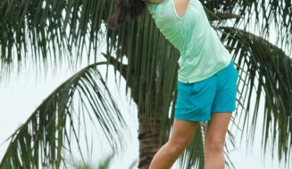 Gao, Go hold on to lead in Alta Vista Jungolf Challenge