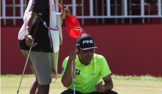 Malaysian sets RW Masters pace with 66