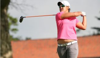Cyna firms up LPGA bid with 70; Dottie rebounds