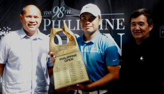 Fiery finish nets Tabuena Phl Open crown