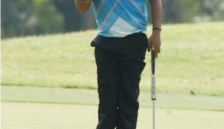 Malaysian snatches 1-shot lead with 65