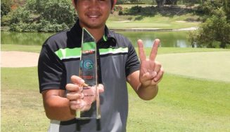 Mondilla romps to 8-stroke Calatagan win