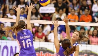 Shakey's V-League Final 4 gets under way
