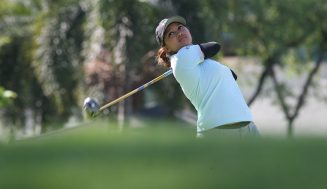 Superal makes pro debut at LPGT Sherwood