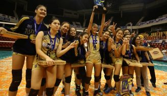 V-League repeat augurs well for NU's UAAP bid