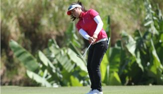 Local, foreign aces brace for Phl Ladies Open showdown