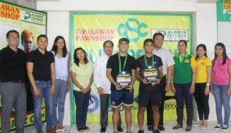 Deja-Cero tandem rules inter-school men's doubles in 8th Olivarez Cup