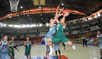 CESAFI Basketball: USJR Jaguars goes 2-0, gets share of top spot